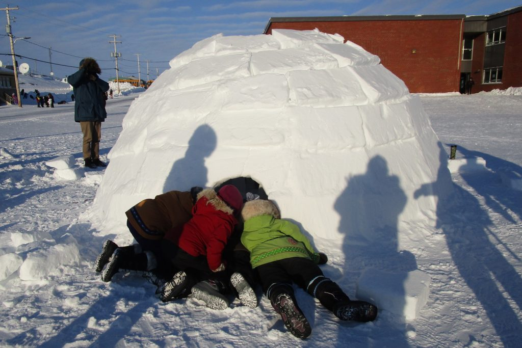 Igloo Building – Introduction