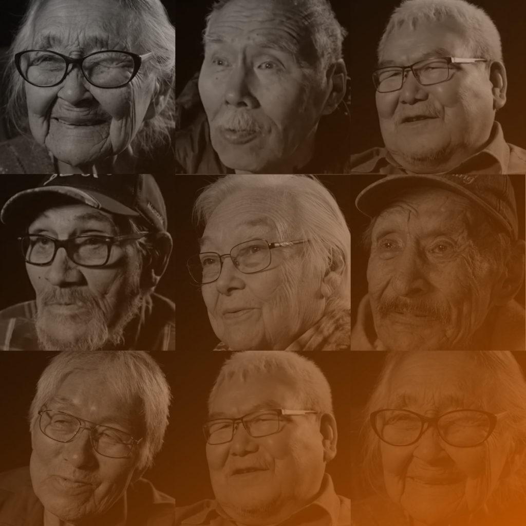 Interviews with Nunavik Elders
