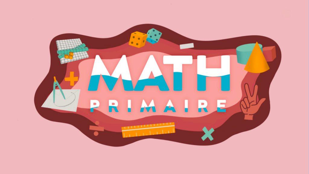 Mathématiques au primaire